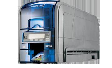 Datacard SD360 ID Card Printer