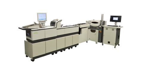 MS7000 Card Mailing Systems Line