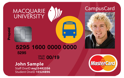 Macquare University Campus Card